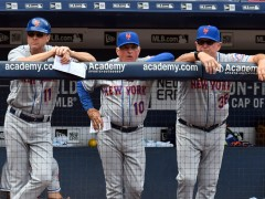 Mets Look For A Win To Avoid Limping Into Cubs Series
