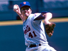 Tom Seaver's Wife Outraged Over Absence Of Statue