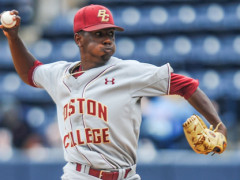 First Rounder Justin Dunn Tosses Two Scoreless Innings In Pro Debut