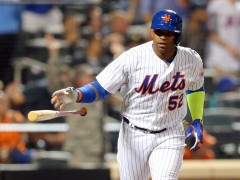 Cespedes Blasts 466 Foot Bomb Into Citi's Upper Deck