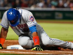 Yoenis Cespedes Says Ankle Is Fine After A Brief Scare