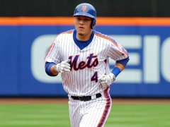 Lester Chased From Game In Second As Mets Rout Cubs 14-3