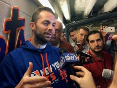 Wright Speaks For First Time Since Surgery