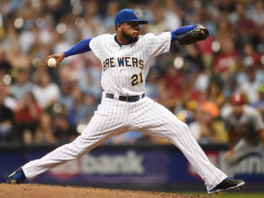 Mets Have Brewers Relievers Jeremy Jeffress and Will Smith On Radar