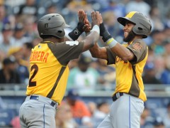 Futures Game: Herrera and Rosario Record Hits As World Team Defeats USA 11-3