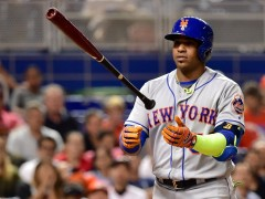 Cespedes Ruled Out Of Tuesday's Starting Lineup