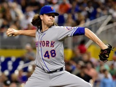 Mets, deGrom Forego Arbitration With $4.05 Million Deal
