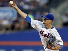 Mets Option Montero To Las Vegas, Expected To Recall Verrett