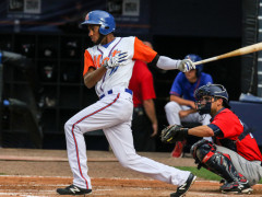 Mets Minors: Rosario, Smith Collect Three Hits in B-Mets Win