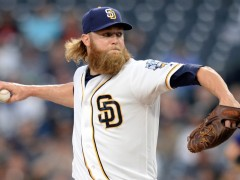 Marlins Add Starters Andrew Cashner and Colin Rea