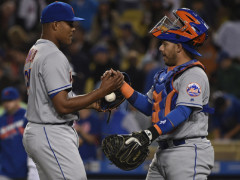 Familia The Escape Artist Secures Win For Mets Despite Wild Ninth