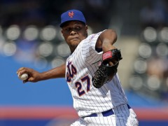 Jeurys Familia Could Smash Single-Season Saves Record