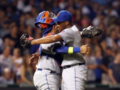 Familia Notches 50th Consecutive Regular Season Save