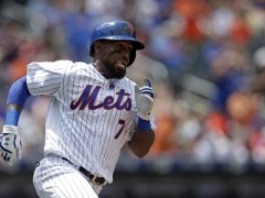Jose Reyes Has Grade 1 Intercostal Strain