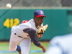 Justin Dunn Reminiscent Of Young Doc Gooden