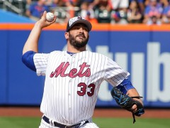 Matt Harvey Had Surgery Today, Targets Six-Month Recovery Time