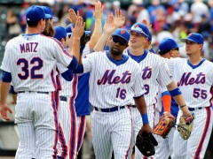 Talkin' Mets: Mets Sweep, July 4th 1985 and Stars & Strikes