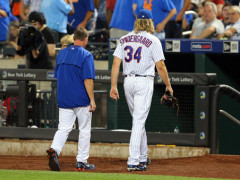 Update: Noah Syndergaard Cites Heavy Workload For Arm Fatigue