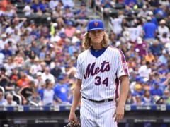 Pitching Expert Says Noah Syndergaard Is At Risk For Injury