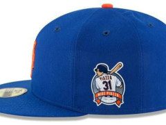 Mets Will Wear Special Mike Piazza Hats This Weekend