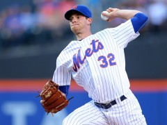 Steven Matz Returns To Form In Loss To Marlins