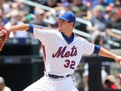 Steven Matz Hurt By The Home Run In Sunday's Loss