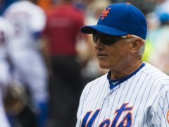 Terry Collins Holds Team Meeting After Mets' Third Straight Loss