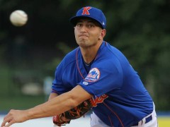 Mets Minors: Szapucki K's Nine In Another Gem, Smith Collects Three Hits