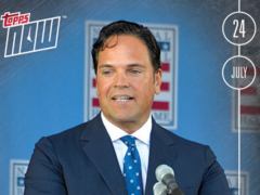 Topps Now: Win A Free Exclusive Mike Piazza HOF Card