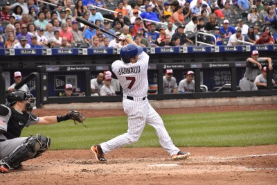 Mets Make It Five In A Row With 8-6 Comeback Win Over Marlins
