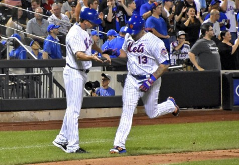 Asdrubal Cabrera Named the NL Player of the Week