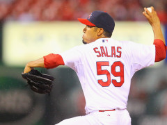 Mets Acquire RHP Fernando Salas From Angels