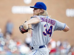Verlander Shuts Down Mets As Tigers Take Opener 4-3