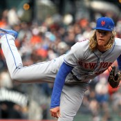 Syndergaard, Cespedes Carry Mets to 2-0 Win