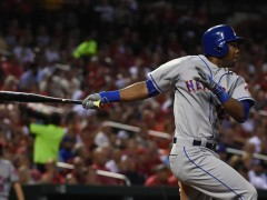 Mets Explode For 10 Runs; Take 2 of 3 From Cards