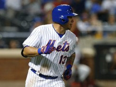 Asdrubal Cabrera Leaves Game With Sore Knee