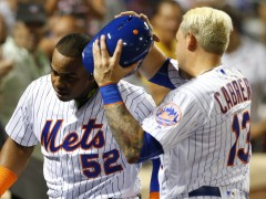 Mets Homer Four Times; Rout Phils 12-1 To Take Series