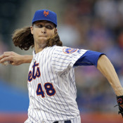 DeGrom To Throw Soon; Recovery Progressing Well