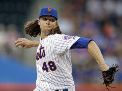 DeGrom Has A 1.92 ERA In His Nine No-Decisions This Season