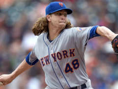 Mets Banking That Extra Rest Will Right Jacob deGrom