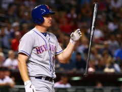 Jay Bruce Has Struggled Mightily As A Met