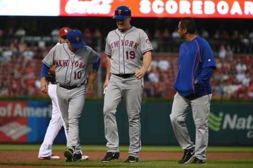 MMO Game Recap: Mets Pounded for 19 Hits in 8-1 Loss to