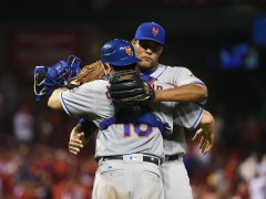 Young Arms and Healthy Bats Revive Mets Wild Card Hunt