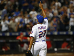 Jeurys Familia Sets New Mets Record With 44 Saves