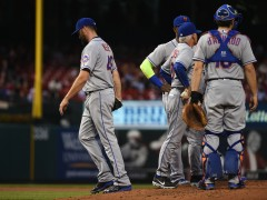 Niese Headed to DL, Goeddel Recalled, Gsellman Helps Save the Day