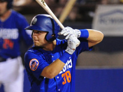 Terry Collins Knows Michael Conforto Is Raking