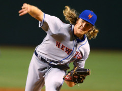 Noah Syndergaard Scratched From Saturday's Start