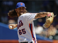 Robert Gsellman Deserved a Better Fate Sunday