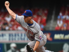 Spin Rate On Seth Lugo's Curveball Is Better Than Anybody's