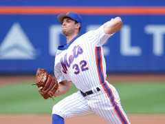 Matz Takes No-Hit Bid Into Eighth As Mets Defeat Padres 5-1